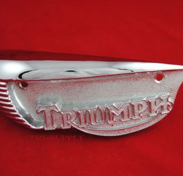 Triumph Tank Badges - Eyebrow Type | Triumph Parts | Tri-Supply