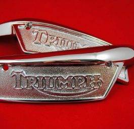 Triumph Petrol Tank Badges | Triumph Parts | Tri-Supply