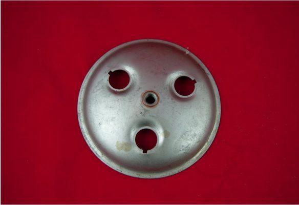Triumph clutch pressure plate, 3 spring, 650/500 range, Tri-supply quality, 57-1929