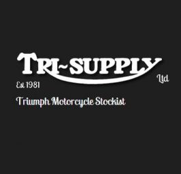 Triumph exhaust pipes. Unit 650, '68 on with balance pipe. Made to original Triumph drawing in England