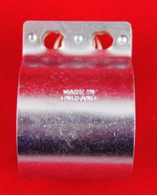 """Triumph coil bracket for 1 5/8"""" coils."""