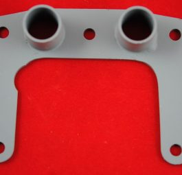 Double bracket for chronometric speedo and rev. counter on Duplex T120 and TR6 also TR6 '56 on