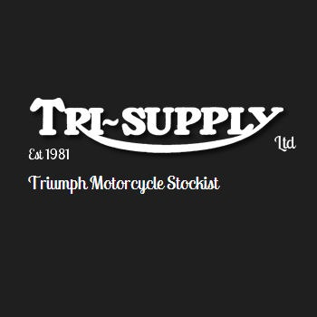 Triumph rear number plate, 1966/70,  2 hole top fixing, single stud at lower edge, 83-1636