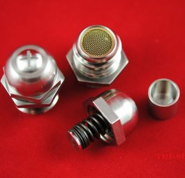 Triumph Oil pressure release valve, pre unit. Made from high grade stainless steel, Tri-Supply manufactured, very well made in England