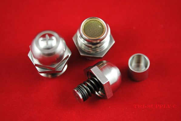 Triumph Oil Pressure Release Valve | Triumph Parts at Tri-Supply