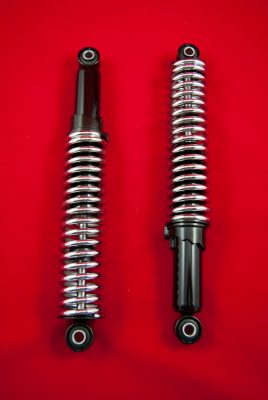 """Triumph shock absorbers, 64052106,  open spring 12.9"""" Per pair"""