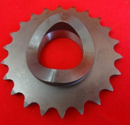 Triumph Engine Sprocket  Pre-unit pre '53, shock absorber cam type  18/19/22/23/24 teeth 70-2826