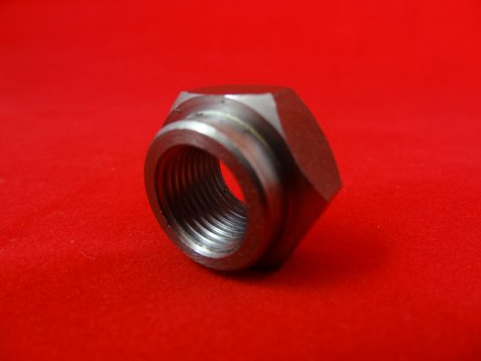 Hub Securing nut for all shock absorber centres pre 68