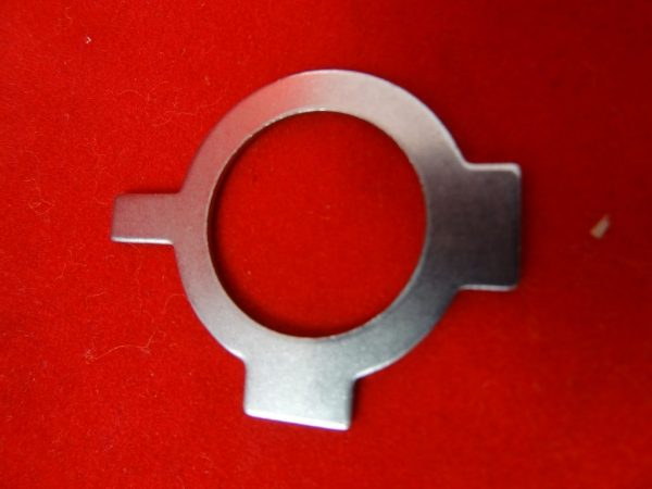Tab washer for CL43.