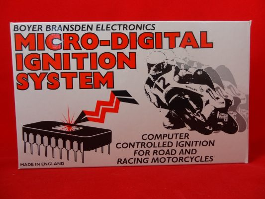 Boyer Bransden MICRO DIGITAL ELECTRONIC IGNITION .