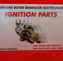 Boyer Bransden Power Box, (takes place of zener diode and rectifier).