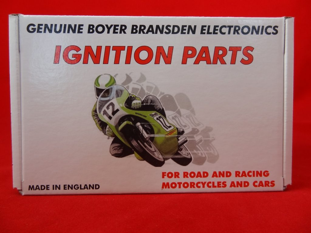 Boyer Bransden Power Box, (takes place of zener diode and rectifier)