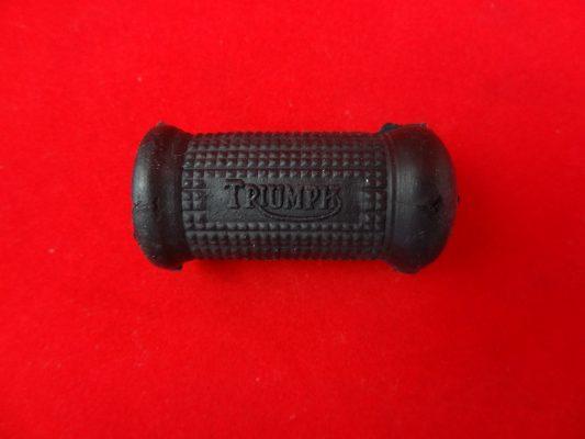 Gear lever rubber, Early Models.