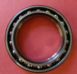 "Bearing, 3 1/2"" inside diameter, for MKII spring wheel. RHP made in England."