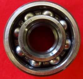 "Pre-unit 500  pre 1949 timing side ball bearing, 1"" I/D"