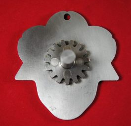 Triumph Gear box Camplate  pre-unit/unit, 4 speed. Made by Tri-Supply in England.