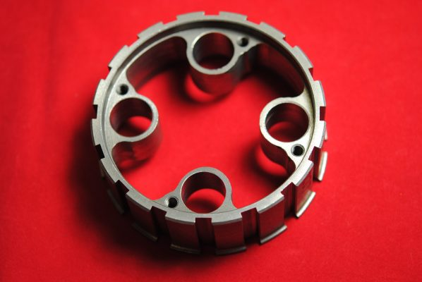 Centre (BODY) 4 plate, shock absorber type, 5T and 3TA