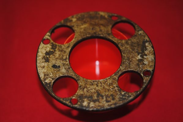 Centre outer plate, 4 spring.