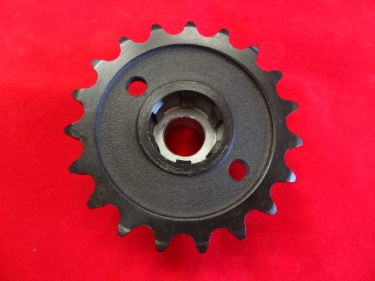 Triumph Gearbox sprocket pre-unit  available in: 18/19/20/21/22/23/24 & 25. teeth 57-0471