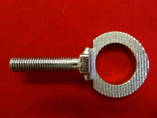 """For s/arm frame, 7/8"""" ID for Q/D wheel, with end plate and nut. Each"""