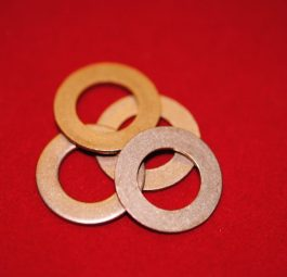 Copper washers for RO1/2, per 4.