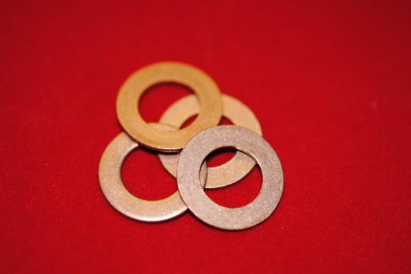 Copper washers for RO1/2, per 4.