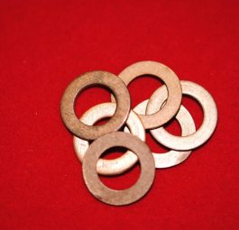 Copper Washer for RO4, per 6