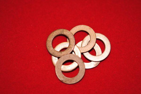 Copper Washer for RO4, per 6