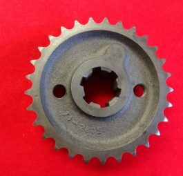 Triumph engine Sprocket, 650 unit, 29 teeth duplex, pre '69 70-5446