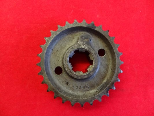 Triumph Engine Sprocket 650 unit, 29 teeth duplex, '69 on (no seal) 71-2662