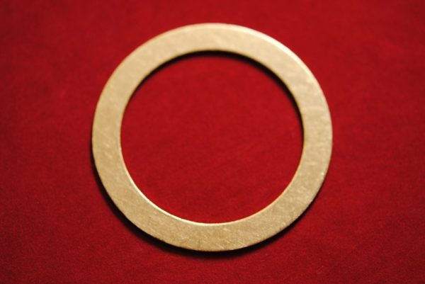 Thrust washer, plain for CL38.