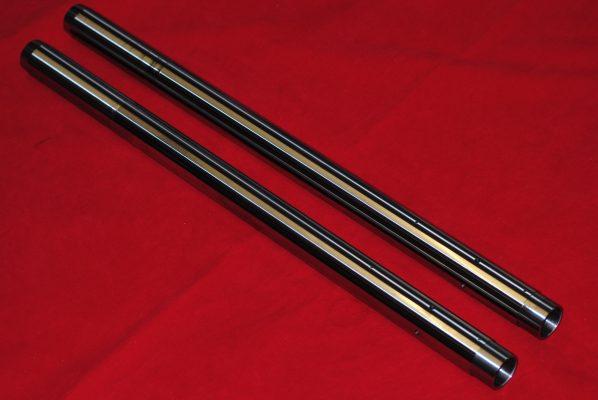 Triumph Fork stanchions Pre-unit duplex '60 - '62 T120/TR6. per pair