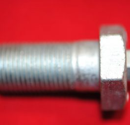 Bolt for other end of SW6, drilled and tapped.