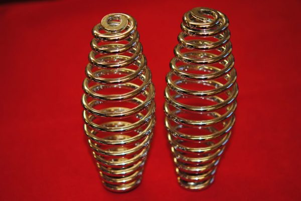 82-2835 Single Saddle Springs, Made to drawing in England. Per pair