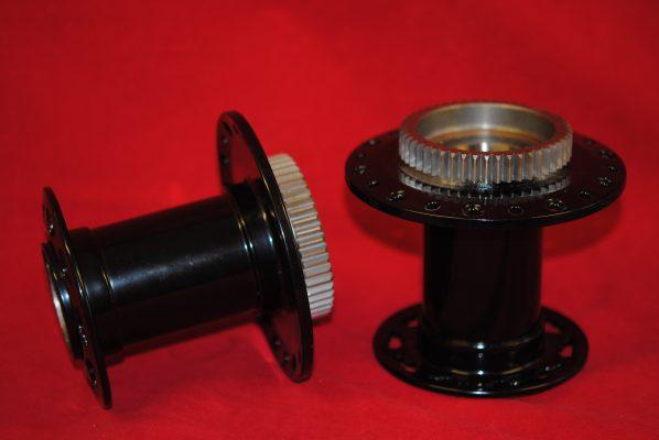 Triumph QD Wheel Hub, Triumph part OE Code 37-1100