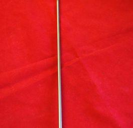 "Triumph Brake rod, '66 on, UNF, 21 1/4"" long."