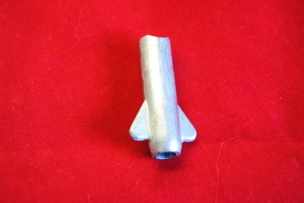Triumph Adjuster nut, 2 wings, UNF, 66' on.