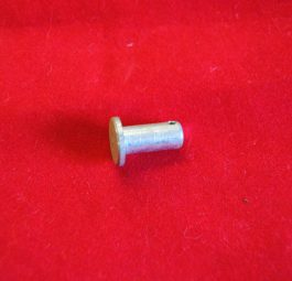 """Triumph Clevis pin 1/4"""", for front and rear brake applications."""