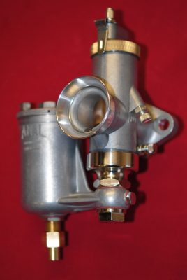 Series 276AX/1AT Amal pre  Monobloc carburettor. Made in England.