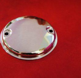 Triumph Chrome Contact Breaker Cover