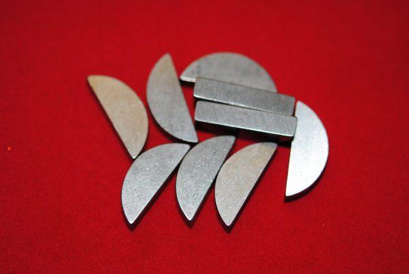 Triumph Rotor key, 'C' models.
