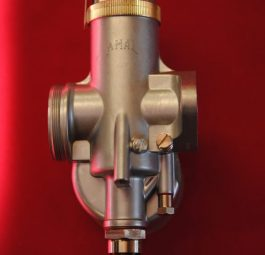 "Amal 376 MONOBLOC 15/16"", choke size carburettor, Made in England."
