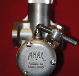 "Amal Monobloc 376 carburettor 1 1/16"" choke size. Made in England."