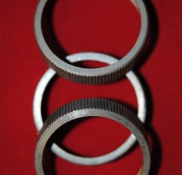 Amal 376. MONOBLOC Top ring. Made in England.