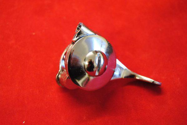 "Choke lever 1"" handlebar or frame fitting).  English."
