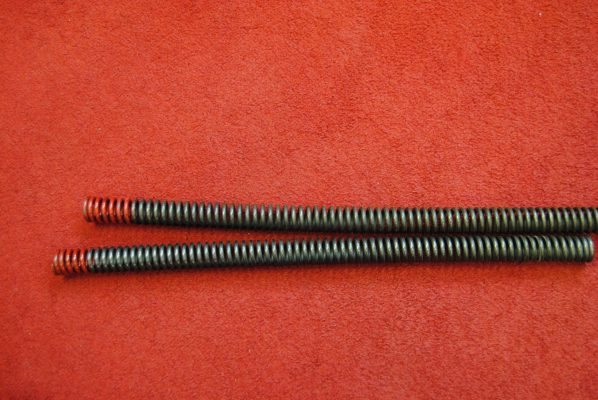 Triumph Fork springs  97-0384 pre-unit, pre '60 - RED. Per Pair