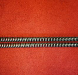 Triumph Fork springs 97-1292  pre-unit, Duplex 6T/T110 - BLACK   Per Pair