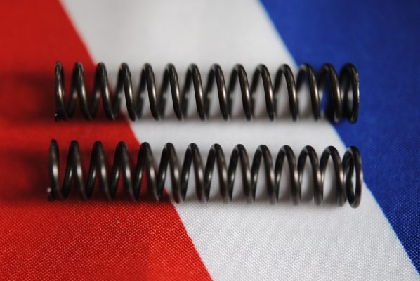Quadrant return spring for GB70, per pair.
