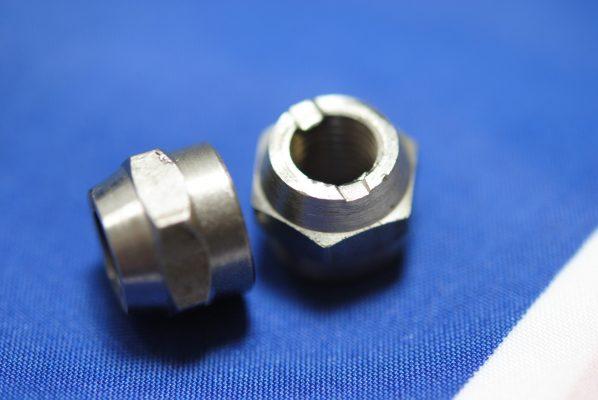 Triumph Big-end nuts, CEI (suit original bolts), per 4.