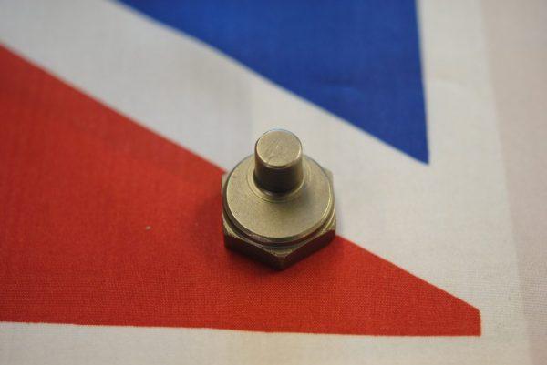 Triumph Oil pump drive nut, all models pre 68